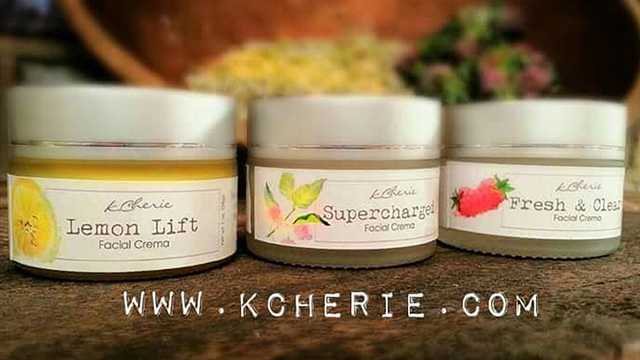 Botanical Facial Cremas from K Cherie!