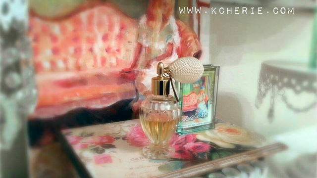 Beautiful small batch perfumes from K. Cherie!