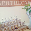The beautiful botanical apothecary laced with our beautiful flowers and herbs!