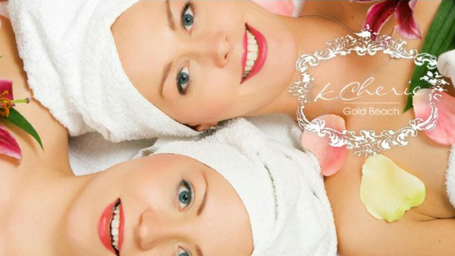 Enjoy a weekend get away with your best friend at our spa retreat!